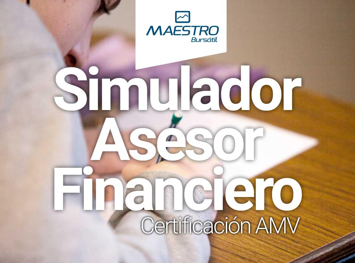 Simulador Asesor Financiero