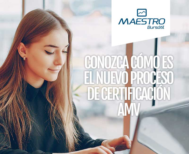 certificacion AMV